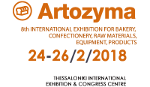 INTERALLIS Hellas products (Intermix cake-extra)within the ARTOZYMA exhibition...